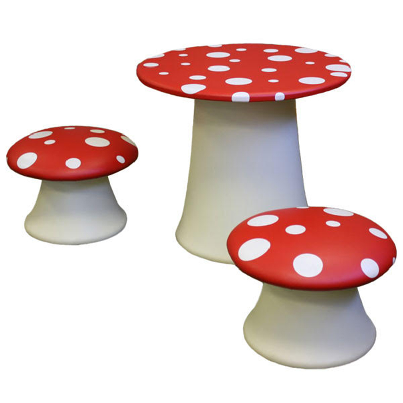 Big Cozy Books Toadstool Table